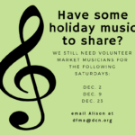 Do you have some holiday music to share_